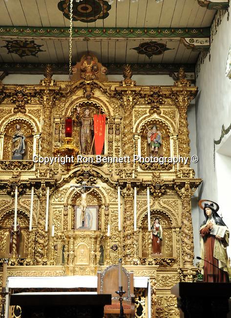 Mission San Juan Capistrano Spanish Catholics of Franciscan Order founded November 1, 1776 All Saints Day mission of the Swallow San Juan Capistrano California,