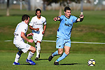 NELSON, NEW ZEALAND - APRIL 25: MPL - Nelson Suburbs v Coastal Spirit. 25 April 2019 in Nelson, New Zealand. (Photo by Chris Symes/Shuttersport Limited)