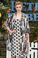 Elizabeth Debicki at the &quot;Peter Rabbit&quot; premiere at the Vue West End, Leicester Square, London, UK. <br /> 11 March  2018<br /> Picture: Steve Vas/Featureflash/SilverHub 0208 004 5359 sales@silverhubmedia.com