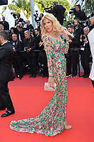 "CANNES, FRANCE. May 16, 2019: Victoria Silvstedt  at the gala premiere for ""Rocketman"" at the Festival de Cannes.<br /> Picture: Paul Smith / Featureflash"