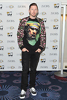 Professor Green arriving for the 59th Ivor Novello Awards, at the Grosvenor House Hotel, London. 22/05/2014 Picture by: Alexandra Glen / Featureflash