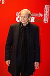 Patrick Chenais arrive au Fouquets pour le repas après les César 2014, Restaurant le Fouquet's