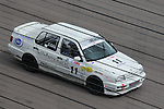 Barrie Culley - Father & Son Racing With Goblin Racing Volkswagen Vento VR6