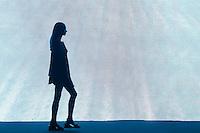 SAO PAULO, SP, 06.11.2014. SPFW OUTONO/INVERNO 2015 -  OSKLEN - Desfile da coleção inverno 2015 da marca Osklen durante o quarto dia de destiles da 38• edição da São Paulo Fashion Week - outono/inverno 2015, no Parque Candido Portinari.  (Foto Adriana Spaca/Brazil Photo Press)
