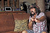 VINNIE PAUL HELLYEAH 2010 WILLIAM HAMES