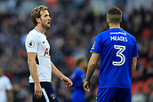 7th January 2018, Wembley Stadium, London, England;  FA Cup football, 3rd round, Tottenham Hotspur versus AFC Wimbledon; Harry Kane of Tottenham Hotspur