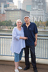 Patricia and James Taylor