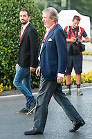 Minister of Sports and Culture, Iñigo Mendez de Vigo during La Vuelta a España 2016 in Madrid. September 11, Spain. 2016. (ALTERPHOTOS/BorjaB.Hojas) NORTEPHOTO.COM