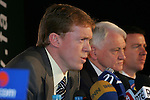Steve Staunton - New Irish Soccer manager