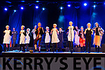 The Mary Poppins cast dancing in Killarney on Sunday