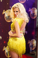 Pixie Lott at the Strictly Come Dancing Launch, London, 02/09/2014 Picture by: Alexandra Glen / Featureflash