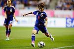 Aya Miyama (JPN), <br /> MAY 28, 2015 - Football / Soccer : Kirin Challenge Cup 2015 match between Womens Japan and Womens Italy at Minami Nagano Sports Park, Nagano, Japan. <br /> (Photo by AFLO) [2268]