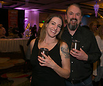 Katie Dannan and Nick Larson during the Nevada Diabetes Associations 4th Annual Winter Wonderland on Thursday, Feb. 27, 2020 at Atlantis Resort Casino Spa in Reno.