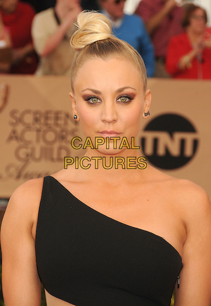 30 January 2016 - Los Angeles, California - Kaley Cuoco. 22nd Annual Screen Actors Guild Awards held at The Shrine Auditorium.      <br /> CAP/ADM/BP<br /> &copy;BP/ADM/Capital Pictures