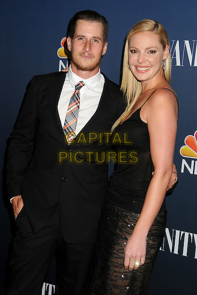 16 September 2014 - West Hollywood, California - Brendan Fehr, Katherine Heigl. NBC and Vanity Fair 2014-2015 TV Season Event held at Hyde Sunset Kitchen.  <br /> CAP/ADM/BP<br /> &copy;Byron Purvis/AdMedia/Capital Pictures