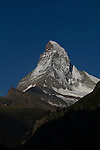Matterhorn, Zermatt, Switzerland, Europe 2011
