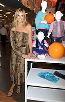 Heidi Klum unveils her Truly Scrumptious collection for babies and kids in New York City