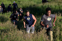 Bobcats tackle Pete's Hill during summer workouts