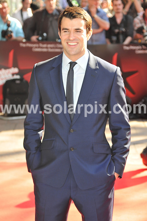 **ALL ROUND PICTURES FROM SOLARPIX.COM** **WORLDWIDE SYNDICATION RIGHTS** Celebrities attending the Prince's Trust Success Awards. Held at the Odeon, Leicester Square London, on Wednesday March 23, 2011 This pic: Steve Jones                                                             JOB REF: 13015 MSR       DATE: 23_03_2011                                                           **MUST CREDIT SOLARPIX.COM OR DOUBLE FEE WILL BE CHARGED**                                                                      **MUST AGREE FEE BEFORE ONLINE USAGE**                               **CALL US ON: +34 952 811 768 or LOW RATE FROM UK 0844 617 7637**