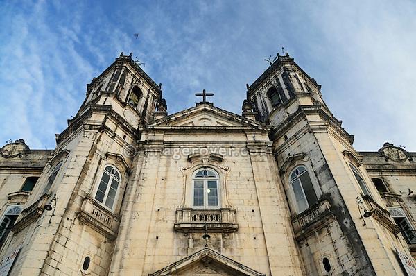 Brazil, Bahia, Salvador: Basílica de Nossa Senhora da Conceição da Praia from 1623 in the lower part of the historic city center of Salvador de Bahia. --- No signed releases available.