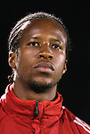 24 March 2004: DC United defender David Stokes. DC United of Major League Soccer defeated the Wilmington Hammerheads of the Pro Select League 1-0 at the Legion Sports Complex in Wilmington, NC in a Carolina Challenge Cup match..