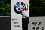 Richie Ramsay tees off on the par 4 3rd hole during Round 2 of the BMW PGA Championship at  Wentworth, Surrey, England...Photo Golffile/Eoin Clarke.(Photo credit should read Eoin Clarke www.golffile.ie)....This Picture has been sent you under the condtions enclosed by:.Newsfile Ltd..The Studio,.Millmount Abbey,.Drogheda,.Co Meath..Ireland..Tel: +353(0)41-9871240.Fax: +353(0)41-9871260.GSM: +353(0)86-2500958.email: pictures@newsfile.ie.www.newsfile.ie.