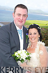 Susan, daughter of Patrick and Joan Courtney, Waterville and Andrew, son of Andrew and Noreen McDonald, London, England, who were married in Mary Immaculate church, Loher, Waterville on Saturday. Fr Fergal Ryan officiated at the ceremony. Bestman was Andrew Hollingworth. Groomsmen were James Newman, Kieran Bowe and Charlie Derrick. Bridesmaid was Tracey Courtney. The reception was held in the Waterville Lake hotel. The couple will reside in London.   Copyright Kerry's Eye 2008