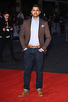 LONDON, UK. October 12, 2016: Divian Ladwa at the London Film Festival 2016 premiere of &quot;Lion&quot; at the Odeon Leicester Square, London.<br /> Picture: Steve Vas/Featureflash/SilverHub 0208 004 5359/ 07711 972644 Editors@silverhubmedia.com