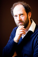 Olivier Guez is the author of La Disparition de Josef Mengele. Milano 13 aprile 2018. In italy é pubblicato da Neri Pozza. © Leonardo Cendamo
