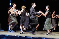 Concours de dans Fisel.Danse en couple - le bal fisel