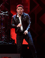 PHILADELPHIA, PA - DECEMBER 05: Bazzi performs onstage during Q102's Jingle Ball 2018 at Wells Fargo Center on December 5, 2018 in Philadelphia, Pennsylvania. Photo: imageSPACE/MediaPunch