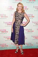 Patricia Clarkson<br /> arrives for the &ldquo;Learning to Drive&rdquo; Gala screening at the Curzon Mayfair, London.<br /> <br /> <br /> &copy;Ash Knotek  D3126  02/06/2016