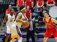Stony Brook defeats UAlbany  69-60 in the America East Conference tournament quaterfinals at the  SEFCU Arena, Mar. 3, 2018.  David Nichols (#15).