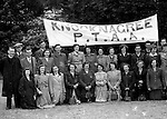 Knocknagree PTAA in the 1950's.<br /> Picture by Daniel MacMonagle
