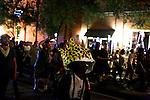 Protestors march in Ybor City during the 2012 Republican National Convention in Tampa, Fla. on Aug. 27, 2012. Photo by Greg Kahn