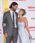 Ryan Sweeting and Kaley Cuoco-Sweeting attends The Screen Gems' World Premiere of The Wedding Ringer held at The TCL Chinese Theater  in Hollywood, California on January 06,2015                                                                               © 2015 Hollywood Press Agency