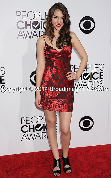 Pictured: Quinn Shephard<br /> Mandatory Credit &copy; Gilbert Flores /Broadimage<br /> 2014 People's Choice Awards <br /> <br /> 1/8/14, Los Angeles, California, United States of America<br /> Reference: 010814_GFLA_BDG_286<br /> <br /> Broadimage Newswire<br /> Los Angeles 1+  (310) 301-1027<br /> New York      1+  (646) 827-9134<br /> sales@broadimage.com<br /> http://www.broadimage.com
