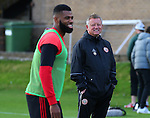 Chris Wilder manager of Sheffield Utd during the Sheffield Utd training session at the Shirecliffe Training Complex , Sheffield. Picture date: September 29th, 2016. Pic Simon Bellis/Sportimage