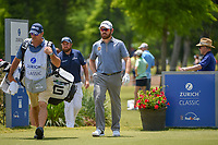Louis Oosthuizen (RSA) approaches the tee on 15 during Round 3 of the Zurich Classic of New Orl, TPC Louisiana, Avondale, Louisiana, USA. 4/28/2018.<br /> Picture: Golffile | Ken Murray<br /> <br /> <br /> All photo usage must carry mandatory copyright credit (&copy; Golffile | Ken Murray)