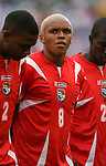 10 June 2007: Panama's Alberto Blanco (8). The Panama and Cuba Men's National Teams tied 2-2 at Giants Stadium in East Rutherford, New Jersey in a first round game in the 2007 CONCACAF Gold Cup.