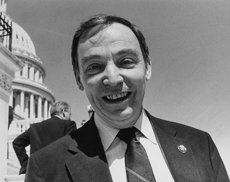 Rep. George C. Wortley, R-N.Y., on September 18, 1982. (Photo by Andrea Mohin/CQ Roll Call)