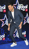 Mark Wright at the Global Awards 2019, Hammersmith Apollo (Eventim Apollo), Queen Caroline Street, London, England, UK, on Thursday 07th March 2019.<br /> CAP/CAN<br /> &copy;CAN/Capital Pictures