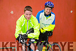 At The Kerry Crusader cycle club in association with Orbis scenic challenge on Sunday Starting at the Listowel community centre were Sean O'Dea and Paul O'Dea