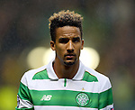 Scott Sinclair of Celtic during the Champions League Group C match at the Celtic Park Stadium, Glasgow. Picture date: September 28th, 2016. Pic Simon Bellis/Sportimage