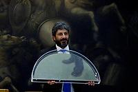 Cerimonia del Ventaglio alla Camera, Roberto Fico