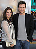 """Jason Bateman and Amanda Anka .arrives at the Los Angeles Premiere of """"The Hangover Part II"""" at the Grauman's Chinese Theatre on May 19, 2011 in Hollywood, California. .Mandatory Photo Credit: ©Crosby/Newspix International..**ALL FEES PAYABLE TO: """"NEWSPIX INTERNATIONAL""""**..PHOTO CREDIT MANDATORY!!: NEWSPIX INTERNATIONAL(Failure to credit will incur a surcharge of 100% of reproduction fees)..IMMEDIATE CONFIRMATION OF USAGE REQUIRED:.Newspix International, 31 Chinnery Hill, Bishop's Stortford, ENGLAND CM23 3PS.Tel:+441279 324672  ; Fax: +441279656877.Mobile:  0777568 1153.e-mail: info@newspixinternational.co.uk"""