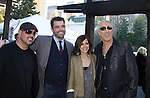 Ron Starrantino, Douglas Webster, Rebecca Budig & Dee Snider at the 2012 Skating with the Stars - a benefit gala for Figure Skating in Harlem celebrating 15 years on April 2, 2012 at Central Park's Wollman Rink, New York City, New York.  (Photo by Sue Coflin/Max Photos)