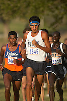 SAN ANTONIO, TX - AUGUST 22, 2006: Ricardo Romo/UTSA Cross Country Classic at Brooks City Base. (Photo by Jeff Huehn)