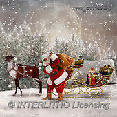 Isabella, CHRISTMAS SYMBOLS, WEIHNACHTEN SYMBOLE, NAVIDAD SÍMBOLOS, paintings+++++,ITKE533308S-L,#xx# ,napkins ,santa