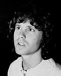 The Doors 1968 Jim Morrison..© Chris Walter..